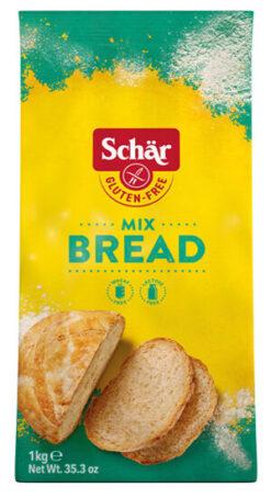 Αλεύρι για Ψωμί Mix Bread Schar Χωρίς Γλουτένη glutenfree κοιλιοκάκη celiacshop.gr