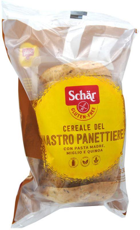 Ψωμί Κεχρί & Κινόα Schar Χωρίς Γλουτένη glutenfree κοιλιοκάκη celiacshop.gr