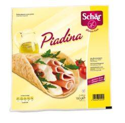 Αραβική πίτα Piadina Schar Χωρίς Γλουτένη glutenfree κοιλιοκάκη celiacshop.gr