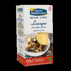 Λαζάνια Lasagne Piaceri Χωρίς Γλουτένη glutenfree κοιλιοκάκη celiacshop.gr