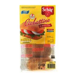 Στρογγυλά Ψωμάκια προψημένα Schar Χωρίς Γλουτένη glutenfree κοιλιοκάκη celiacshop.gr