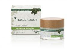 Αντιρυτιδική Mastic Touch ANTΙ WRINKLE - ANTI AGING κρέμα προσώπου 50ml