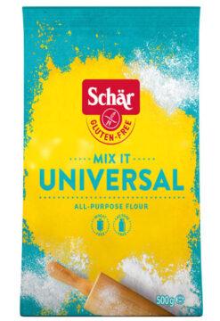Αλεύρι για όλες τις χρήσεις Mix it Schar Χωρίς Γλουτένη glutenfree κοιλιοκάκη celiacshop.gr