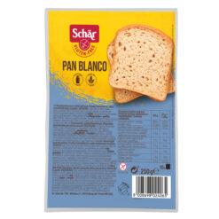 Μίνι άσπρο ψωμί Pan Blanco Schar Χωρίς Γλουτένη glutenfree κοιλιοκάκη celiacshop.gr