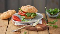 Ψωμάκι Sandwich Tartaruga