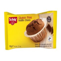 Ατομικά Μάφιν Σοκολάτας Muffin Choco Schar Χωρίς Γλουτένη glutenfree κοιλιοκάκη celiacshop.gr
