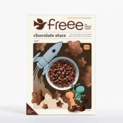 Δημητριακά Σοκολάτας Stars Doves Χωρίς Γλουτένη glutenfree κοιλιοκάκη celiacshop.gr