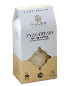 Χυλοπιτάκι Νιάμα Χωρίς Γλουτένη glutenfree κοιλιοκάκη celiacshop.gr