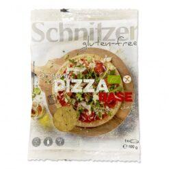 Βάση Πίτσας Schnitzer Χωρίς Γλουτένη glutenfree κοιλιοκάκη celiacshop.gr