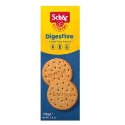 Μπισκότα Digestive Schar Χωρίς Γλουτένη glutenfree κοιλιοκάκη celiacshop.gr