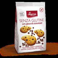 Βουτήματα με σταγόνες Σοκολάτας - Lazzaroni