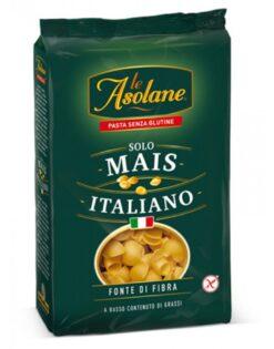 Κοχυλάκι Le Asolane Molino Di Ferro Χωρίς Γλουτένη glutenfree κοιλιοκάκη celiacshop.gr