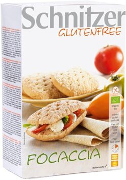 Schnitzer Πίτα Ψωμί με Βότανα Χωρίς Γλουτένη glutenfree κοιλιοκάκη celiacshop.gr