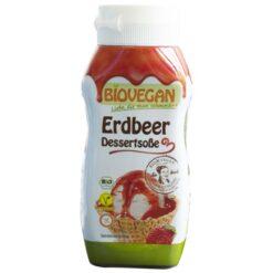 Biovegan Σιρόπι Φράουλα (Bio) Χωρίς Γλουτένη glutenfree κοιλιοκάκη celiacshop.gr