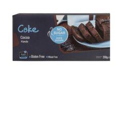 Grecian Living Κέικ Σοκολάτας Χωρίς Ζάχαρη Χωρίς Γλουτένη glutenfree κοιλιοκάκη celiacshop.gr
