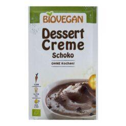 Μους Σοκολάτας Biovegan Χωρίς Γλουτένη Dessert Creme Celiacshop