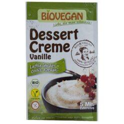 Μους Βανίλιας Biovegan Χωρίς Γλουτένη Dessert Creme Celiacshop