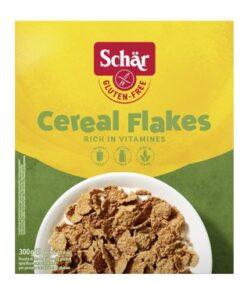 Δημητριακά Ολικής Άλεσης Schar Χωρίς Γλουτένη Cereal Flakes Κοιλιοκάκη Celiacshop