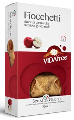 Strudel με γέμιση Μήλο Vidafree Χωρίς Γλουτένη για ασθενής με κοιλιοκάκη