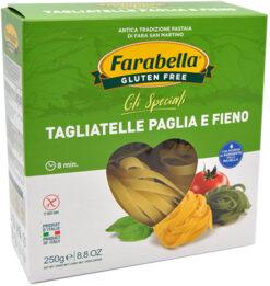 Ταλιατέλες Δίχρωμες Farabella Χωρίς Γλουτένη glutenfree κοιλιοκάκη celiacshop.gr
