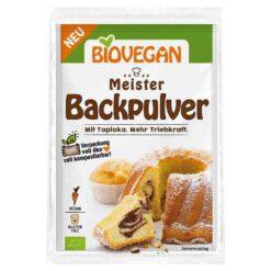 Baking Powder Biovegan Χωρίς Γλουτένη glutenfree κοιλιοκάκη celiacshop.gr