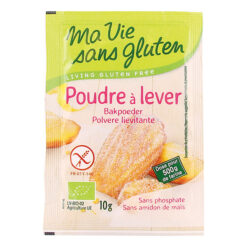 Baking Powder Ma vie sans gluten Χωρίς Γλουτένη glutenfree κοιλιοκάκη celiacshop.gr