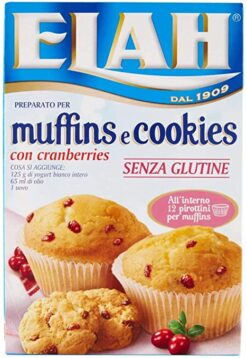 Μείγμα για Muffins & Cookies Elah χωρίς γλουτένη Celiacshop.gr