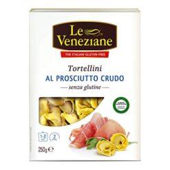 Τορτελίνι με Προσούτο Le Veneziane Χωρίς Γλουτένη από την Molino Di Ferro Celiacshop.gr