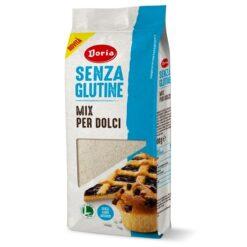 Μείγμα για γλυκά Doria χωρίς γλουτένη